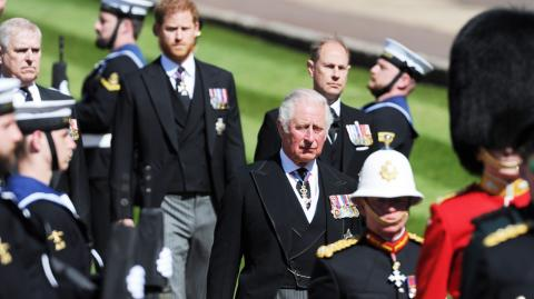 Versöhnendes Gespräch? Prinz Harry und Prinz Charles treffen sich heimlich
