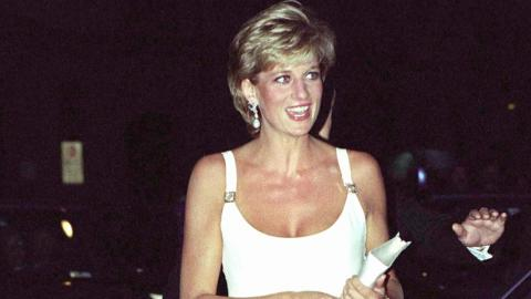 Mal ganz anders: So sieht Diana mit langen Haaren aus!