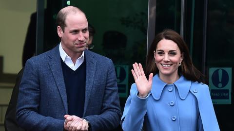 William und Kate: Wie sieht es bei ihnen im Schlafzimmer aus?