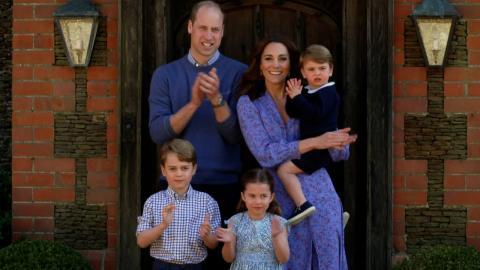Kate Middleton und William: So verbringen sie ihren geheimen Urlaub mit ihren Kindern