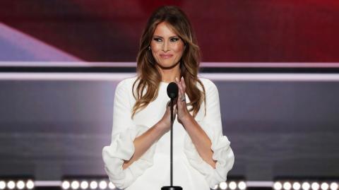 Melania Trump: So viel Geld verdient die ehemalige First Lady