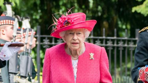 Queen Elizabeth II: Prinz Charles veröffentlicht ein Bild von ihr als Kind