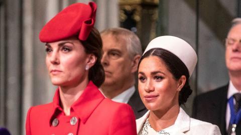 Kate und Meghan: Stehen sie sich näher als gedacht?