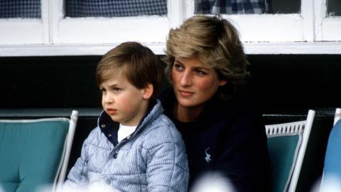 Lady Diana: Dieses letzte Gespräch mit ihr bereut Prinz William zutiefst