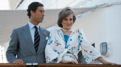 Des Ladens verwiesen: Die Geschichte hinter Dianas Flitterwochen-Kleid