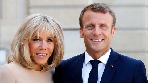Emmanuel Macron: So nennen ihn die Töchter seiner Frau