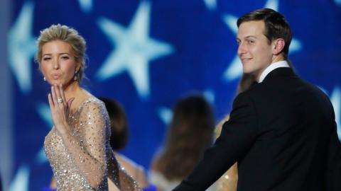 Ivanka Trump und Jared Kushner: In diesem Club werden sie niemals Mitglied werden