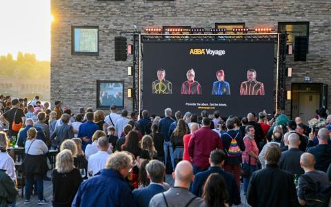 """ABBA is back: Anstatt live zu performen, werden sie als """"Abbatare"""" zu sehen sein"""