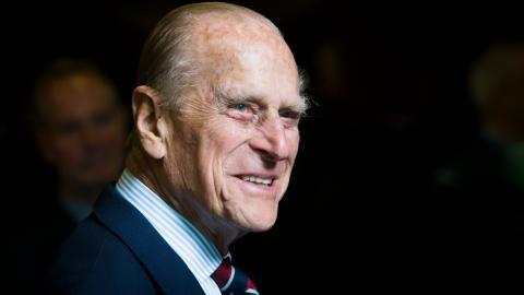 Prinz Philip: Auf diese rührende Weise wird der Mann von Queen Elizabeth posthum geehrt