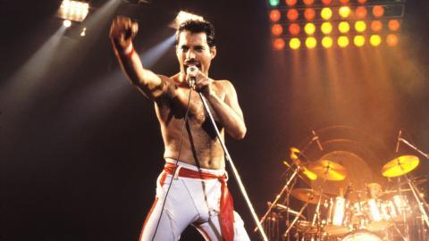 Freddie Mercury: Seine große Liebe war eine Frau!