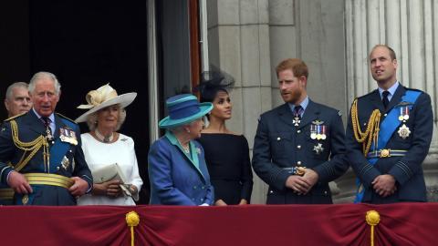 """Prinz Harry bereit, """"alle Geheimnisse von Camilla"""" zu verraten"""