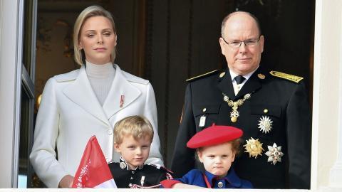 Fürstin Charlène zusammengebrochen: Albert äußert sich über ihren Zustand