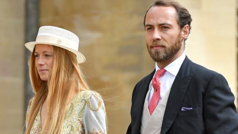 Hochzeit bei den Middletons: Herzogin Kates Bruder hat sich vermählt