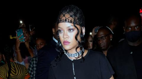 Met Gala: Rihannas erster Auftritt mit neuem Freund (FOTO)