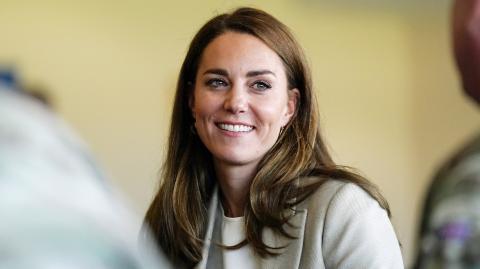 Erster Auftritt nach Sommerpause: So umwerfend sieht Herzogin Kate aus