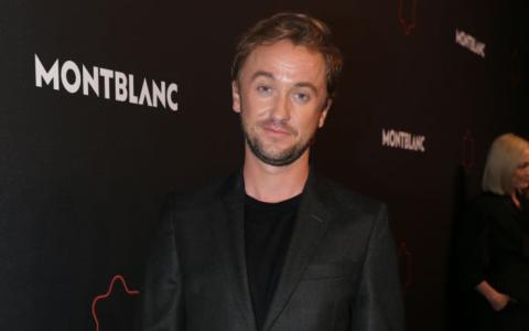 Harry-Potter-Fans in Sorge: Tom Felton liegt nach einem Zusammenbruch im Krankenhaus