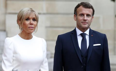 Emmanuel und Brigitte Macron: Das Paar reicht Klage wegen Verletzung der Privatsphäre ein