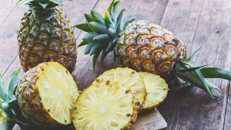 Fünf Lebensmittel, mit denen ihr euch nicht aufgebläht fühlt