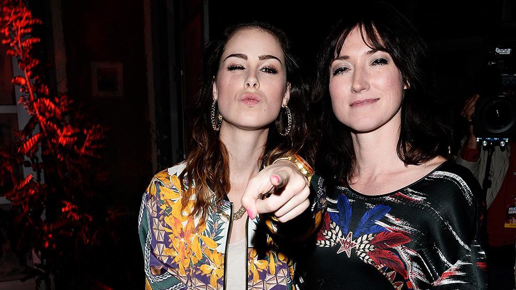 """Lena an Charlotte Roche: """"So dankbar, dass du mich zurück liebst, Charlotti"""""""