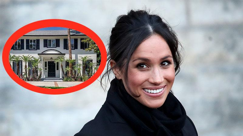Meghan Markle verkauft ihre Villa: Kommt mit auf einen exklusiven Rundgang