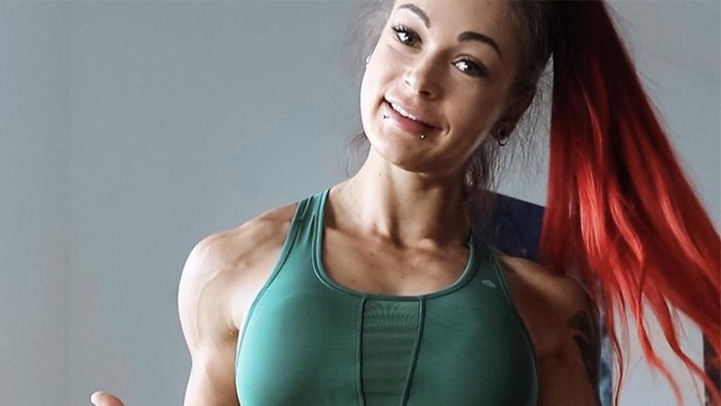 Fitness-Influencerin nimmt über 20 Kilo zu: Heute findet sie sich mit mehr Gewicht viel schöner