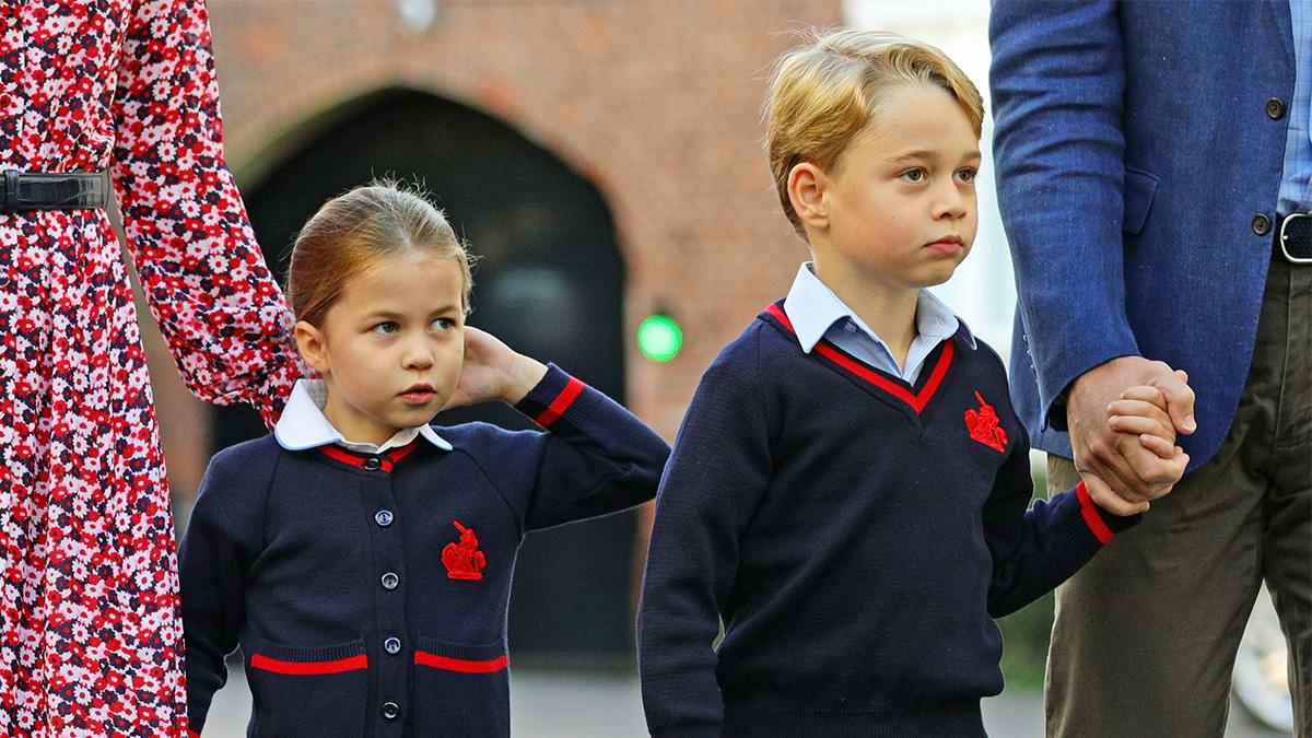 Verdacht auf Coronavirus im Umfeld der Royals-Kinder