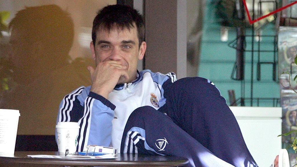"""Robbie Williams: """"Ich habe eine Krankheit, die mich töten will."""""""