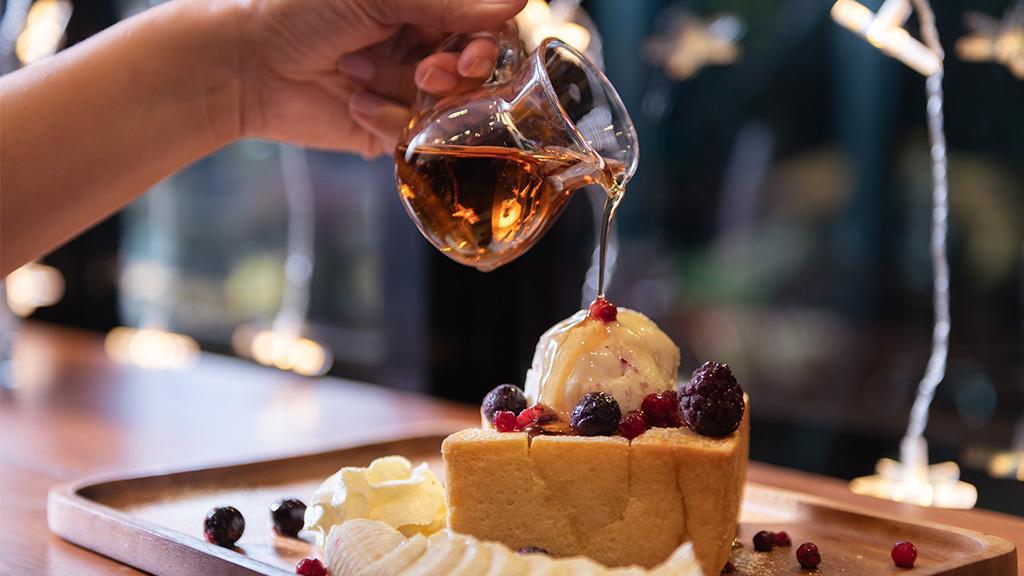 So schmecken eure Desserts auch mit weniger Zucker…