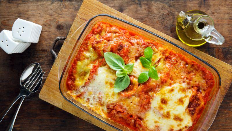 Wie vom Profi: Mit diesen Tipps gelingt dir die perfekte Lasagne!