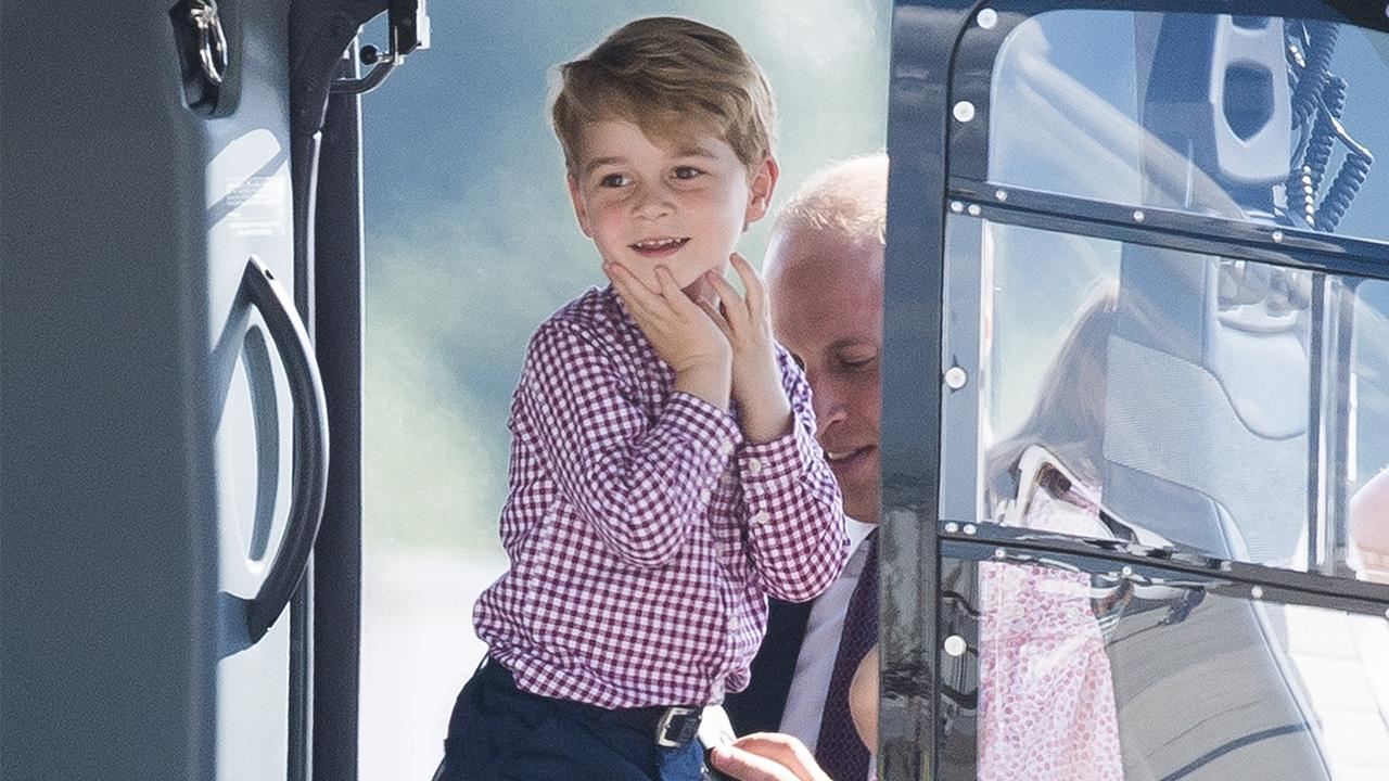 Prinz George: Löst sein Geschenk eine Staatskrise aus?