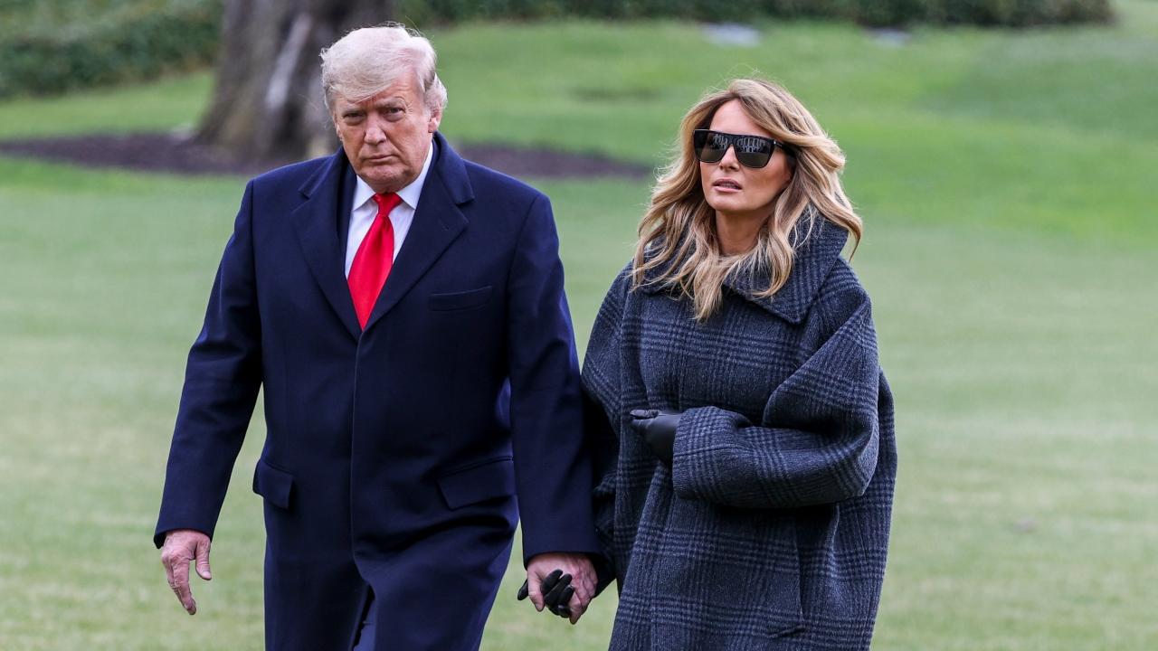 Melania Trump ist die unbeliebteste First Lady aller Zeiten!