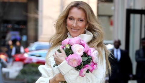 """""""Over the Rainbow"""": Céline Dion singt berühmten Song und das nur im BH (Video)"""