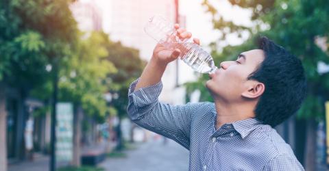 Wiederverwenden verboten: Diese Gefahren lauern in Plastikflaschen