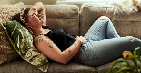 Täglich entsetzliche Schmerzen: Das Leben einer Frau mit Endometriose