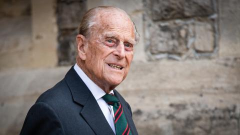 Mit 99 Jahren: Prinz Philip ist tot